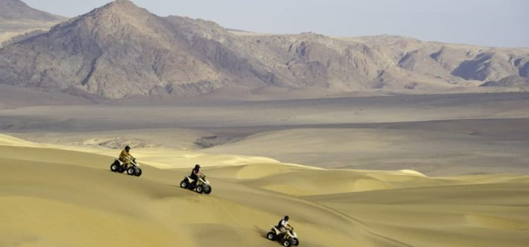 5 Thrilling Adventures In Namibia You Must Try
