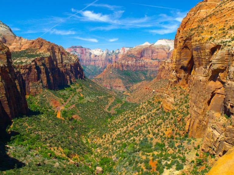 U.S. National Park Road Trips